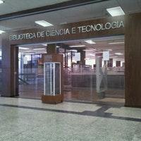 Biblioteca do Setor de Ciências e Tecnologia da UFPR